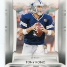 TONY ROMO 2009 Playoff Prestige #27 Dallas Cowboys QB