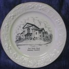 First Baptist Church Waterbury Connecticut 150 Year Anniversary Plate 9 1/4""