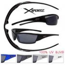 Sport Sunglasses with UV and UVB 400 Lenses Xportz XS896 sport