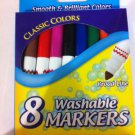 Wahable Markers Borad Line Classic Colors Pack