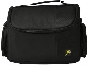 XIT Camera/Video Padded Carrying Case For Canon Sony Nikon Olympus Samsung XTCC3