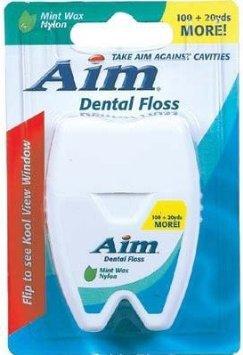 New Dental Floss 100 + 20 Yards