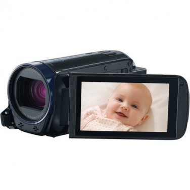 Canon HFR 600 Camcorder Black Brand New