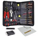 22 Piece Technicial Toolkit With Soldering Iron + Power Supply Line Tester
