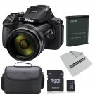 Nikon Coolpix P900 With 32GB Memory Card Kit 64GB
