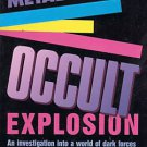 OCCULT EXPLOSION By DAVID MARSHALL
