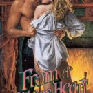 FROM A SILVER HEART--HISTORICAL ROMANCE By ELIZABETH ANN MICHAELS