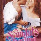 SCANDAL'S DARLING--HISTORICAL ROMANCE By NANCY BUSH