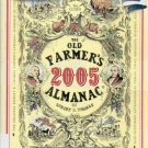 THE OLD FARMER'S 2005 ALMANAC