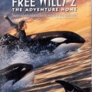 FREE WILLY 2--VHS MOVIE