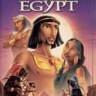 THE PRINCE OF EGYPT--VHS MOVIE