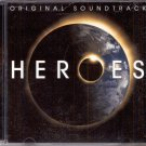 HEROES ORIGINAL SOUNDTRACK--CD