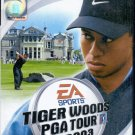 TIGER WOODS PGA TOUR 2003--PLAYSTATION 2