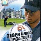 TIGER WOODS PGA TOUR 2003--PLAYSTATION 2
