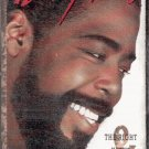 THE RIGHT NIGHT AND BARRY WHITE--AUDIOCASSETTE