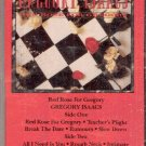 RED ROSE FOR GREGORY By GREGORY ISAACS--AUDIOCASSETTE