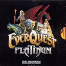 EVERQUEST PLATINUM--4-CD PC GAME