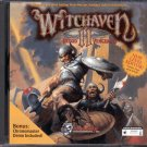 WITCHAVEN II: BLOOD VENGEANCE--DOS/WIN95 PC GAME (1997)