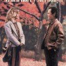 WHEN HARRY MET SALLY--VHS