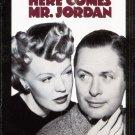HERE COMES MR. JORDAN--ROBERT MONTGOMERY--VHS