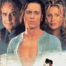 DON JUAN DEMARCO--JOHNNY DEPP--VHS