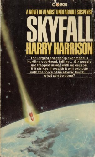 SKYFALL By HARRY HARRISON