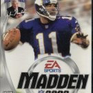 MADDEN NFL 2002--PLAYSTATION 2 GAME