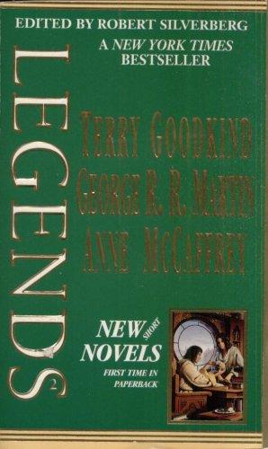LEGENDS 2 --EDITED By ROBERT SILVERBERG