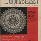 THE WORKBASKET MAGAZINE--MAY 1957