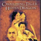 CROUCHING TIGER, HIDDEN DRAGON--DVD