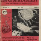 THE WORKBASKET MAGAZINE--APRIL 1956