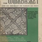 THE WORKBASKET MAGAZINE--DECEMBER 1956