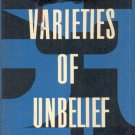 VARIETIES OF UNBELIEF (1966) By MARTIN E. MARTY