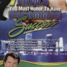 7 LAWS YOU MUST HONOR TO HAVE UNCOMMON SUCCESS By MIKE MURDOCK
