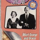 The Burns and Allen Show--Meet George and Gracie--2 Full Shows--VHS