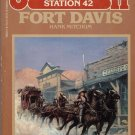 Stagecoach--Station 42--Fort Davis by Hank Mitchum