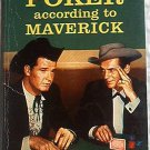 POKER ACCORDING TO MAVERICK--DELL FIRST EDITION