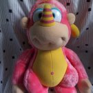 Wuzzles Rhinokey stuffed plush softies Rhino Monkey 1984