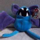 Pokemon Zubat beanie plush KFC applause Nintendo