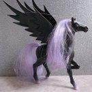 Bella Sara Uranus horse pegasus figure