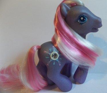 Star Dasher My Little Pony G3 Jewel purple pink white gem