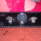 custom made black dragon watchband