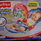 Fisher Price Sound 'n Lights Deluxe Soothing Bouncer