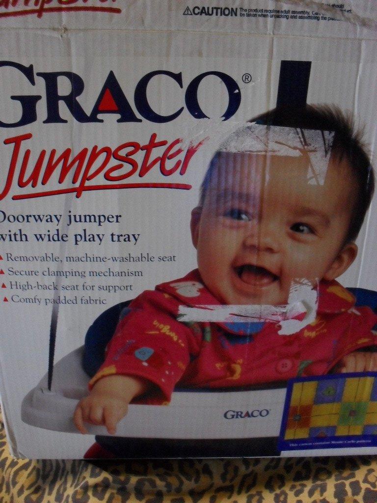 ac5aa64026cf Graco Jumpster Doorway Jumper