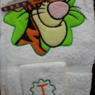 Winnie the Pooh Tigger 2 piece Bath Towel Set