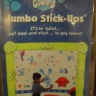Blues Clues Jumbo Stick-ups Wall Decor