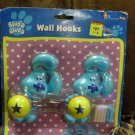 Blues Clues Wall Hooks Nursery Decor