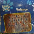 Blues Clues Window Valance