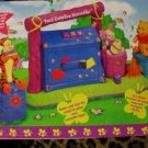 Winnie the Pooh Campfire Storyteller Cassette Tape Player
