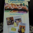 Disney's Snow White Read Along Popup Book & Tape